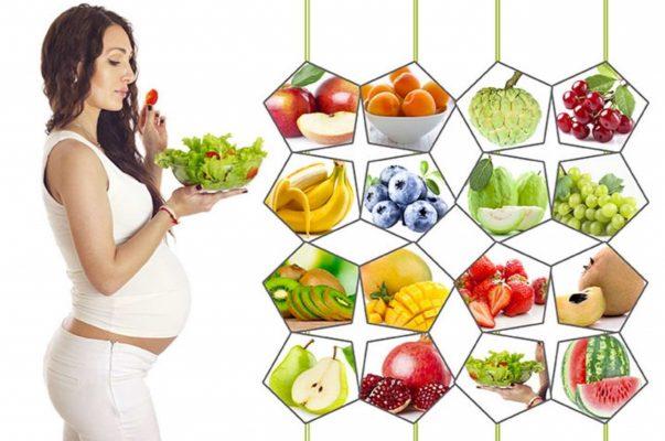 Muốn ăn đầy đủ các chất dinh dưỡng mẹ bầu cần biết cân đối các bữa ăn