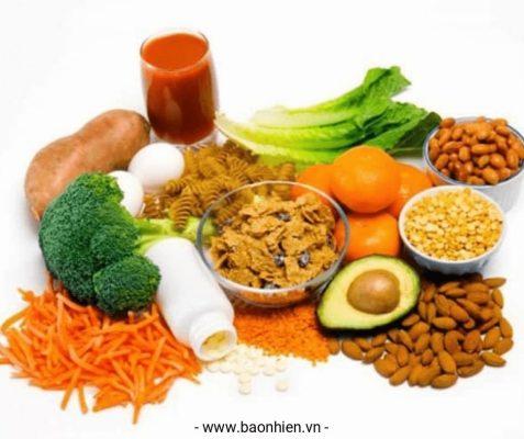 Mẹ bầu nên ăn các thực phẩm giàu axit folic